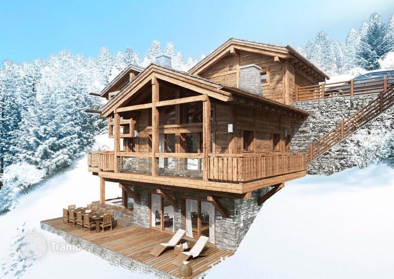 Casas villas chalets 3 bedroom de lujo a la venta en alpes suizos compra casas villas - Casas en los alpes suizos ...